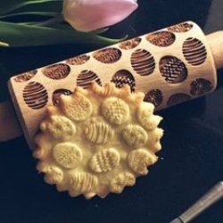画像1: Easter Eggs<イースターエッグ>/mini Rolling Pin