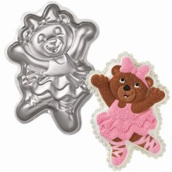 画像1: Ballerina Bear Pan